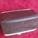 Vintage Soviet USSR Leather Wallet Credit ID Card Holder Coin Purse Bank of USSR