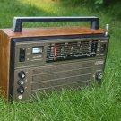 VINTAGE SOVIET OKEAN 214 RADIO 8 BAND AM/LW/FM/SW1 2 3 4 5 WORLD RECEIVER 1982
