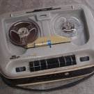 Rare Antique  Soviet USSR  Russian  Portable Reel To Reel Recorder Vesna 2 1967