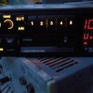 Vintage Classic BLAUPUNKT LUBECK CC20 Car Stereo Head Unit Cassette Radio Aux In