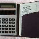 L171 VINTAGE SUNNY SOLAR CELL ELECTRONIC  CALCULATOR  EJ-5600