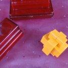 Vintage Soviet USSR Russian Puzzle Logic Game Brain Teaser