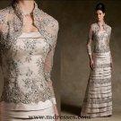 Custom Made Mother of The Bride Dresses Wedding Guest Dress 132-01