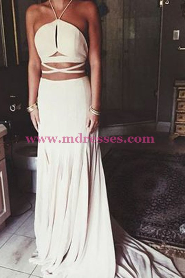 Long Chiffon Prom Dresses Party Evening Gowns 546