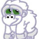 Applique Animals Machine Embroidery Designs 4x4 Hoop