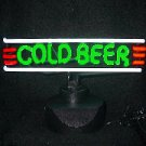12 x 8 Neon Cold Beer Sign