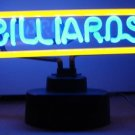 13.5 x 8 Neon Billiards Sign