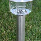 8 Case STaiNLeSS Solar Landscape Lights