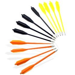 2packs  24 Total Bolts Arrows  Darts for 50lb Crossbow - Free Ship