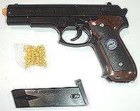 Air Soft Sport Gun:Pistol Target Practice