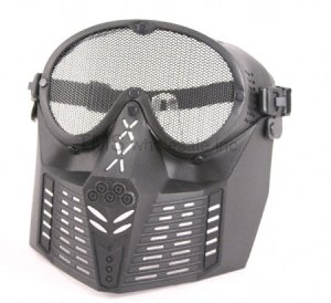 Adjustable Safety Mask / Goggles - Free Ship