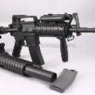 M4 M16Carbine Auto Air Soft Gun Grenade Launcher