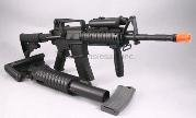 M4 M16Carbine Auto Air Soft Gun Grenade Launcher