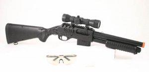 METAL Replica M47A Air Soft Pump Shotgun