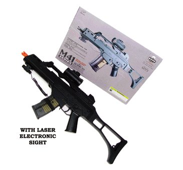 AS93: M41GL Complete Rifle Set - FREE Shipping