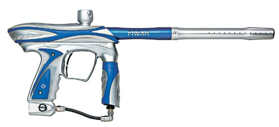 BLUE Smart Parts EPIPHANY Paintball Marker - Free Ship
