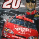 "50"" x 60"" Tony Stewart Icon Fleece Blanket"