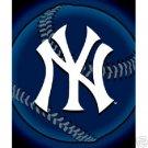 "50"" x 60"" New York Yankees Fleece Blanket"
