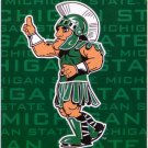 "50"" x 60"" Michigan State Fleece Blanket"