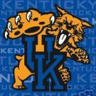 "50"" x 60"" University of Kentucky Fleece Blanket"