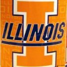 "50"" x 60"" Illinois Fleece Blanket"