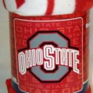 "50"" x 60"" Ohio State Buckeyes Fleece Blanket"
