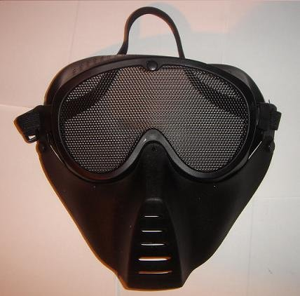 Airsoft tactical masks