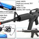 M16 3/4 Scale Fully Auto Airsoft Gun