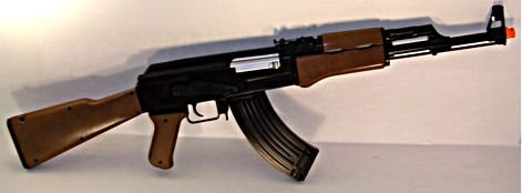 AK47 Fully Automatic Gun