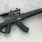 "33"" 916A Sniper Rifle w/Laser"