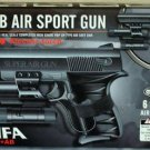 "5.5"" Airsoft Handgun W/ Laser and Tactical Light"