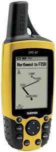 Garmin  GPS 60 Personal Navigation Unit