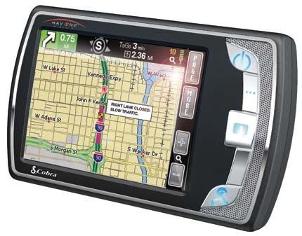 Cobra GPSM 4500 Portable Mobile Navigation System