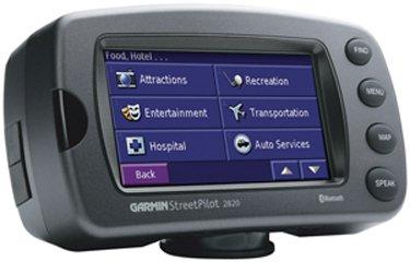 Garmin Streetpilot 2820 GPS System - North America