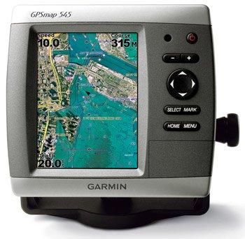 Garmin GPSMAP 545 Color Chartplotter