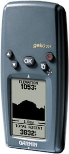 Garmin Geko 301 Handheld GPS Navigator