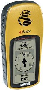 Garmin 010-00190-06 eTrex Compact GPS Receiver