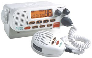 Cobra MR F55 Dual-Power VHF Marine Dual-Watch Transceiver
