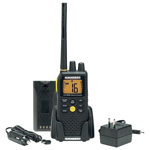 Humminbird VHF55S Plus Handheld Marine Radio