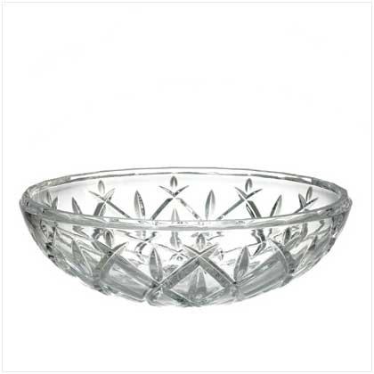 Gorham Crystal Lady Anne Bowl