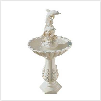 Dolphins Fountain - Alab