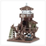 Wood Island Birdhouse