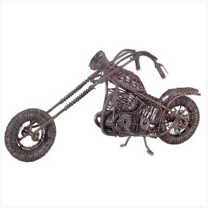 METAL WIRE MOTORCYCLE