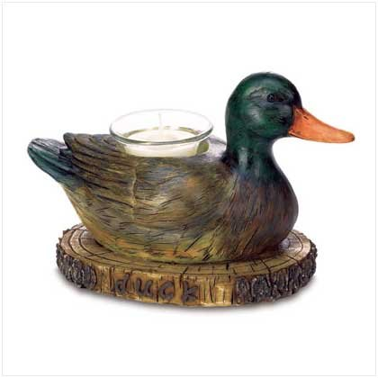 Duck Tealight Holder