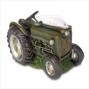 Tractor Tealight Holder