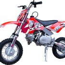 70cc - 4 Stroke Dirt Bike - Up to 34 MPH F/S