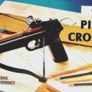 Case of 12 - 50 lb Pistol Crossbows w/ Arrows