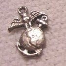 United States Marine Charm silver