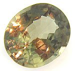 Genuine Alexandrite 1.24 cts Loose Birth Stone