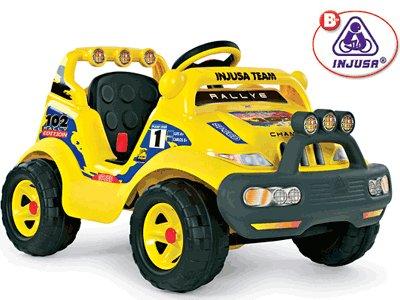 Injusa Boogie Rally Car 6v